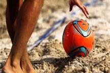 دیدارهای فوتبال ساحلی لیگ دسته سه کشور در یزد برگزار میشود