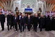اعضای حزب موتلفه با آرمان های امام راحل تجدید میثاق کردند