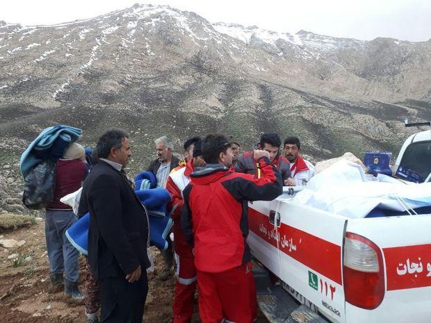 541 حادثه دیده سیلاب در چهارمحال و بختیاری امدادرسانی شد