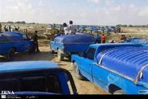 10 هزار لیتر گازوئیل قاچاق در قصرشیرین کشف شد