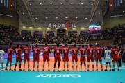 حریفان تیم ملی والیبال ایران در فینال لیگ ملت ها قبل از برگزاری دومین بازی تعیین کننده