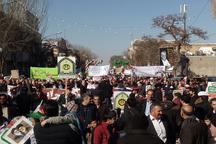 حضور با شکوه مردم در راهپیمایی 22 بهمن، پاسداشت ارزش های انقلاب است