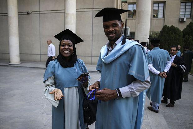 تحصیل ۵۳دانشجوی خارجی در دانشگاه لرستان