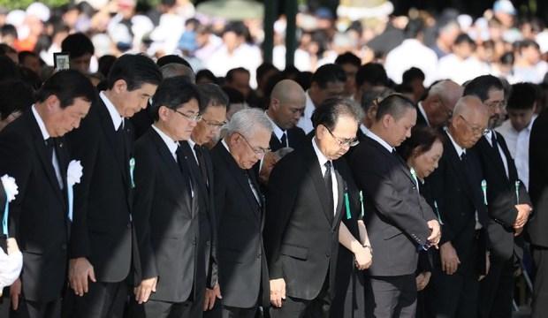 گرامیداشت هیروشیما