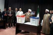 امام جمعه همدان: همگان باید رئیس جمهور منتخب مردم را حمایت کنند