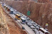 مسیر مهران -  ایلام امروز یک طرفه می شود