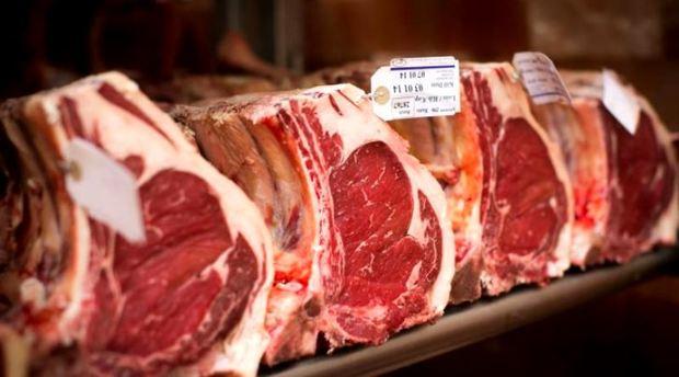 یک تن گوشت برزیلی قاچاق در جیرفت کشف شد