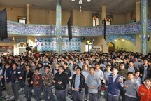 برگزاری جشن تکلیف  1357 دانش آموز در البرز
