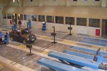 یک مرکز معاینه فنی خودرو متخلف در کرمانشاه تعطیل شد
