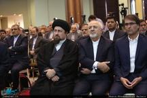 تجدید میثاق وزیر، معاونان، سفرا و روسای نمایندگی های جمهوری اسلامی ایران در جهان با آرمان های امام خمینی(س)-2