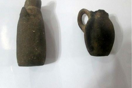 کشف و ضبط 2 شیء عتیقه 3 هزار ساله در املش