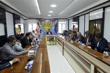 سیلاب برای شبکه برق خوزستان مشکلی ایجاد نکرده است  شبکه برق در معرض سیلاب لحظه ای رصد میشود