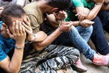 3 نفر از مخلان نظم و امنیت در جاده های هرمزگان دستگیر شدند