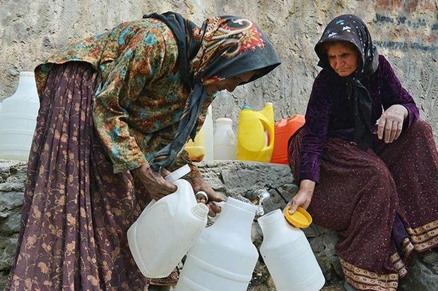 رفع مشکل آب روستاها در اولویت برنامه های دولت است