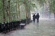 بارش باران در بیشتر مناطق کشور تهران سه شنبه بارانی است