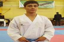 کاراته کای قزوینی به عضویت تیم ملی درآمد