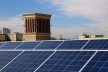 یزد در جذب سرمایه گذاری نیروگاههای خورشیدی، پیشتاز است