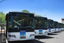 180 دستگاه اتوبوس شهری شیراز نوسازی میشود