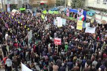 امام جمعه عجب شیر: حضور مردم در راهپیمایی 22 بهمن نشانگر وحدت ملی است