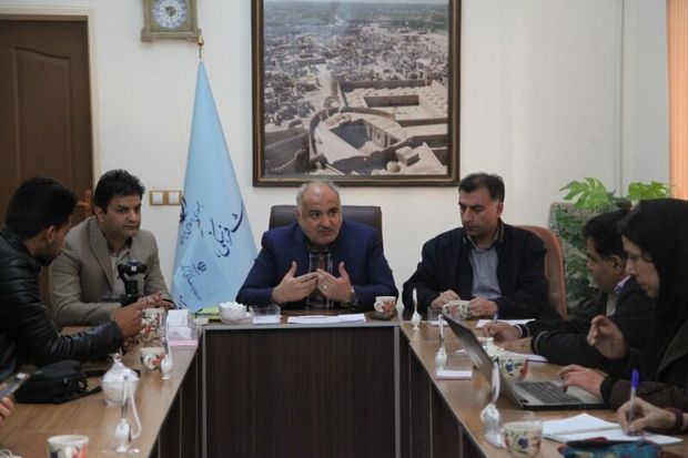 میراث فرهنگی کرمان در پروژه صاروج پارس قانونی رفتار میکند