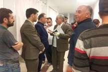 فرماندار: تکمیل کادر درمانی متخصص، مطالبه ضروری آستاراست