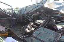 تصادف در فسا 2 کشته برجا گذاشت