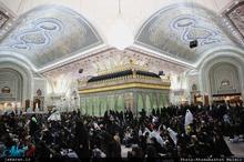مراسم احیای شب بیست و سوم ماه مبارک رمضان در حرم امام خمینی (س)