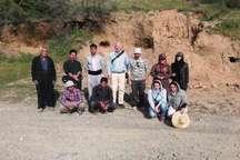 کاوشهای علمی گورستان روستای 'درتفی' مریوان آغاز شد