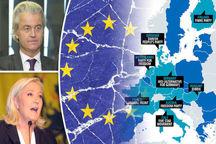 پارلمان اروپا در معرض خطر پیروزی راستگراها