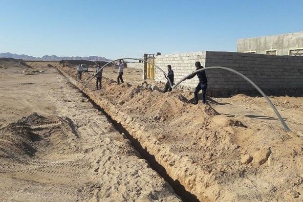 بازسازی 50 کیلومتر شبکه آب روستایی خور و بیابانک نیازمند اعتبار است