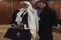 نمایندگان زن امارات و اسرائیل با انتشار عکسی جنجال به پا کردند