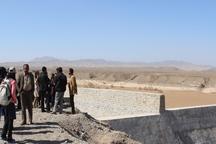 هشت میلیون متر مکعب نزولات آسمانی در رفسنجان ذخیره شد