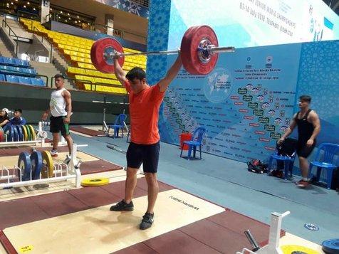 تک مدال برنز وزنه برداری ایران در ۹۴ کیلوگرم/ معتمدی چهارم جوانان جهان شد
