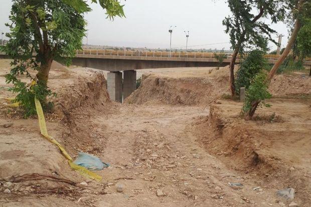 بخشی از اثر ملی حاجی شیخ در دزفول تخریب شد