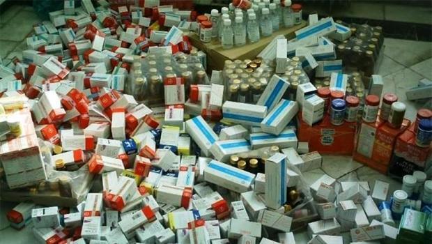 27 میلیارد تومان دارو قاچاق سال گذشته در دماوند کشف شد
