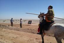 یزد، میزبان مسابقات هنرهای رزمی سواره جهان شد