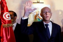 «قیس سعید» رئیس جمهور تونس شد