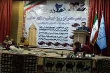 بازارچه دائمی صنایع دستی در همه شهرهای گلستان را اندازی می شود