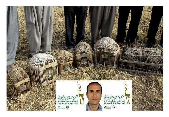 راهیابی اثر عکاس مهابادی به جشنواره بین المللی فیلم سبز