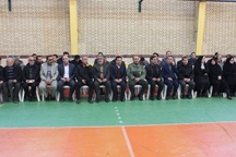 مسابقات فوتسال دهیارهای استان اردبیل برگزار می شود