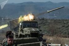 حمله ارتش سوریه به گروه های مسلح در ادلب آغاز شد