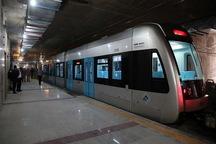بخش هایی از خط 7 مترو تخریب و بازسازی مجدد شد