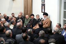 رهبر انقلاب: کاری کنید که نیروی انتظامی در چشم مردم مقتدر، عادل و هوشیار باشد