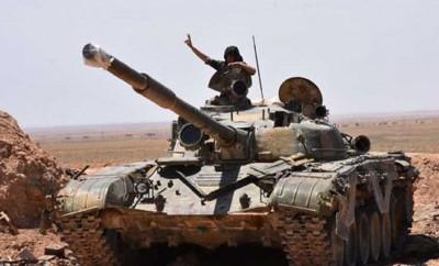 """ارتش سوریه بخشهایی از """"قلمون غربی"""" را آزاد کرد"""