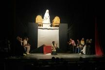 «اجرای تئاتر آژدهاک وارد می شود» در مجتمع خاتم الانبیاء (ص) رشت