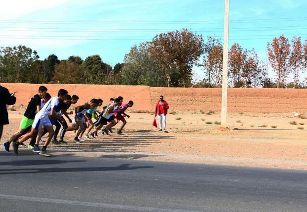 سمنان میزبان 230 دونده صحرانوردی مردان کشور می شود