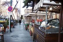 کلیات طرح ساماندهی مشاغل سیار و بی کانون شهر تهران تصویب شد