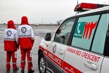 نیروهای هلال احمر آذربایجان شرقی 145مورد عملیات امداد انجام دادند