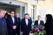 سفر وزیران ارتباطات و تعاون به استان یزد