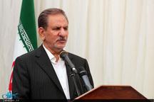 جهانگیری: با آغاز تحریمهای آمریکا علیه ایران سیاستهای اقتصادی جدید کشور دوشنبه اعلام میشود